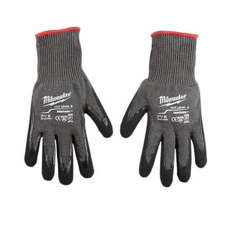 Milwaukee Cut 5 Nitrile Glove – XX-Large