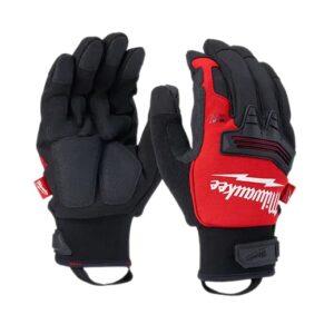 Milwaukee Winter Demolition Gloves SMALL