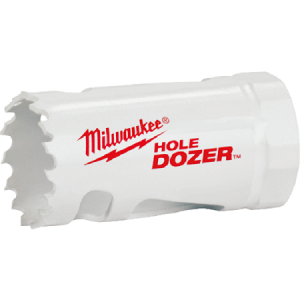 Milwaukee 1-1/8″ Hole Dozer Hole Saw