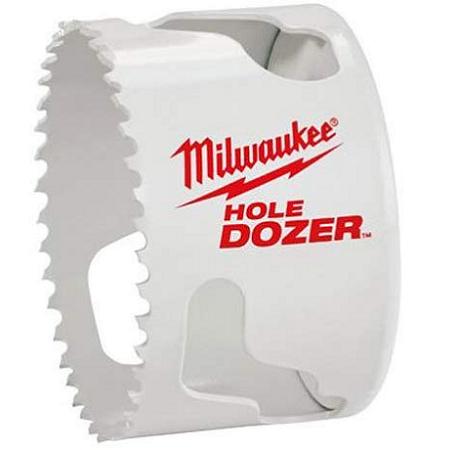 Milwaukee 2-1/2″ Hole Dozer Hole Saw