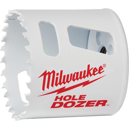 Milwaukee 2-9/16″ Hole Dozer Hole Saw
