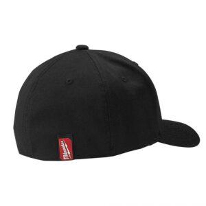 Milwaukee Flexfit Black Hat L-XL
