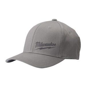 Milwaukee Flexfit Gray Hat L-XL