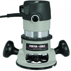 Porter Cable 1-3/4 HP Fixed Base Router