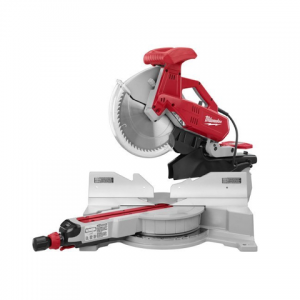 Milwaukee 12″ Dual-Bevel Sliding Compound Miter Saw