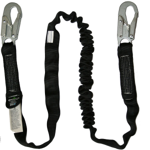 Peakworks 6Ft Lanyard with Dual Clasps