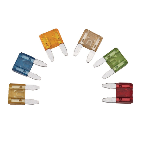 CENTRIX 60 Piece Mini ATM Blade Fuse Kit