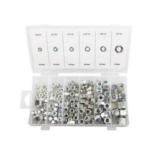 CENTRIX 150 Piece Nylon Lock Nut Kit