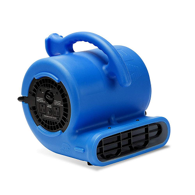 CENTRIX 3 Speed Air Mover with Outlet