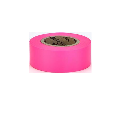 Empire 200′ Pink Flagging Tape