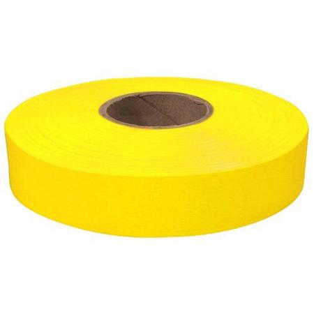 Empire 1″ x 600′ Yellow Flagging Tape