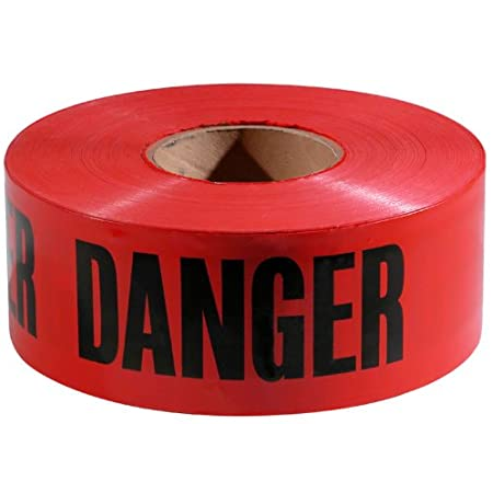 Empire 1000′ Premium Danger Tape