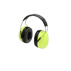 DEGIL Lime Green Ear Muff
