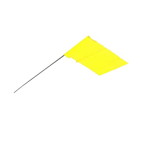 Empire Yellow Stake Flags 100 Pack