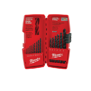 Milwaukee 15 Piece Thunderbolt Black Oxide Drill Bit Set