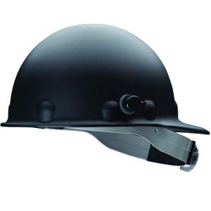 Honeywell Fiber Metal Hard Hat Black