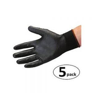 CENTRIX PU Coated XL Work Gloves (5 Pack)