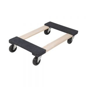 CENTRIX Wooden Moving Dolly 1000lbs Capacity