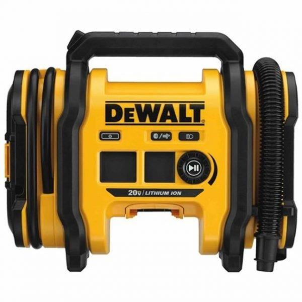 DeWalt 20V Corded/Cordless Air/Tire Inflator