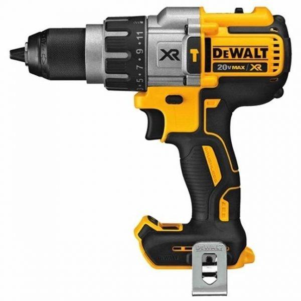 DeWalt 20V XR Brushless 1/2″ Premium Hammer Drill/Driver