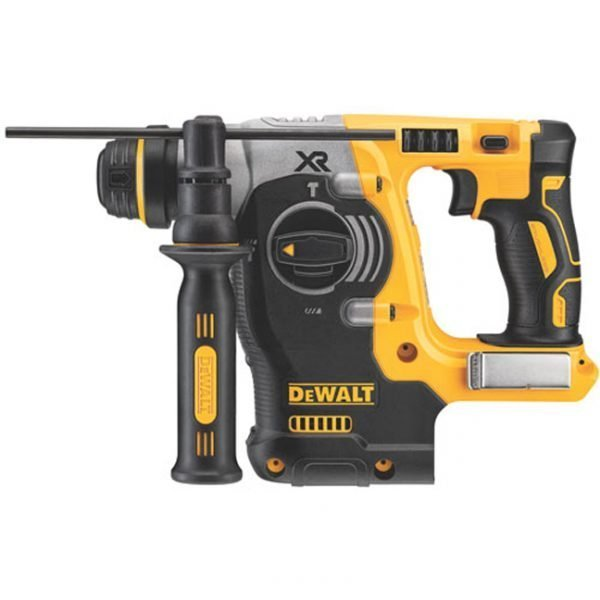 "DeWalt 20V XR Brushless 1″ SDS Plus  Hammer Drill ""L"" Style"