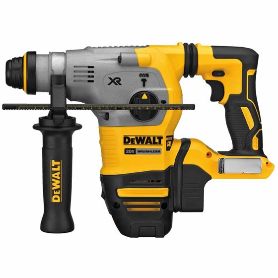 DeWalt 20V XR Brushless 1-1/8″ SDS Plus Hammer Drill