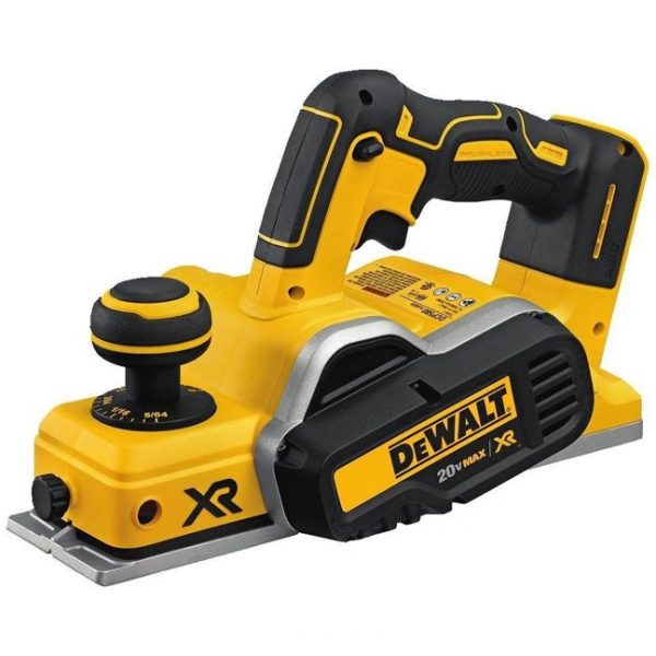DeWalt 20V XR Brushless 3-1/4″ Planer