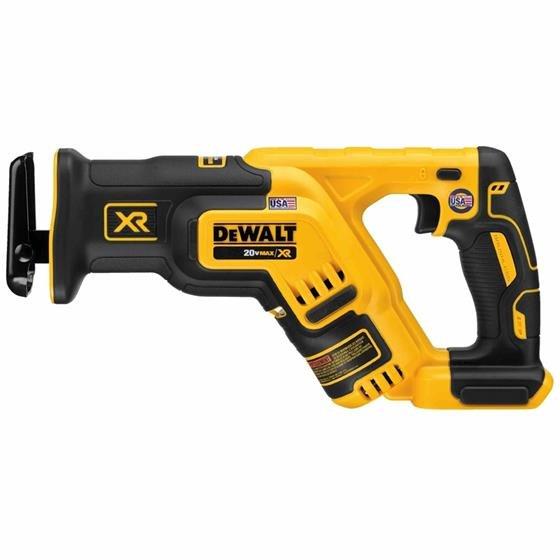 DeWalt 20V XR Brushless Compact Reciprocating Saw