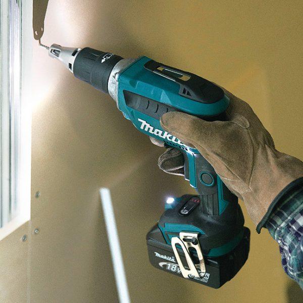 Makita 18V 1/4″ Brushless Drywall Screwdriver