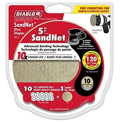 DIABLO 5″ x 120 Grit Sandnet Disc