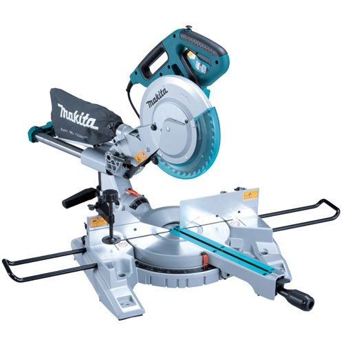 Makita 10″ Dual Sliding Compound Miter Saw with Laser