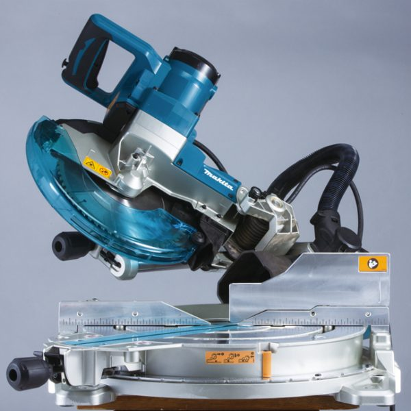Makita 10″ Sliding Compound Miter Saw with Laser