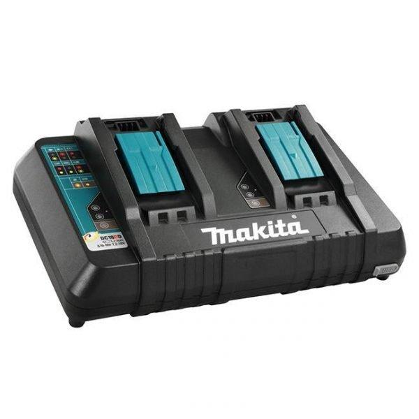 Makita 18V Dual Port Rapid Charger