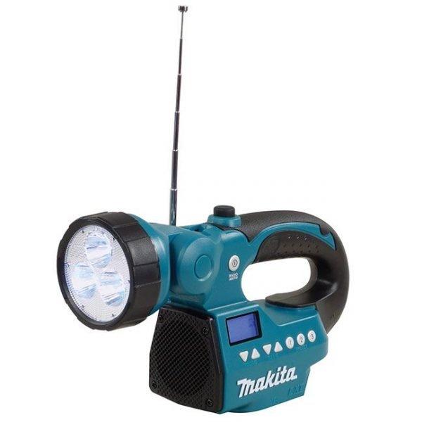 Makita 18V LED Flashlight Radio