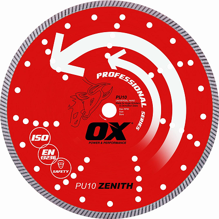 OX Pro 14″ Turbo Diamond Blade