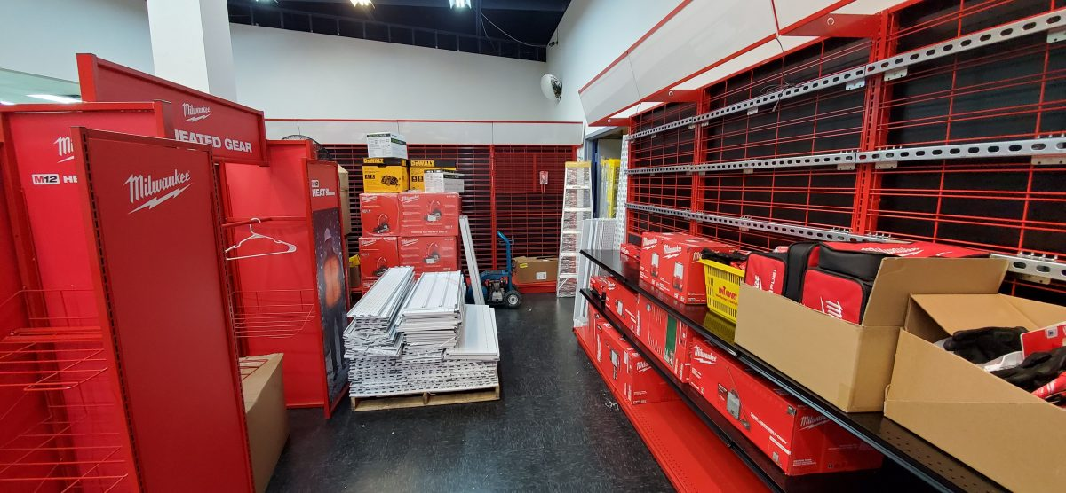 MTR (Milwaukee Tool Room) COMING SOON!!