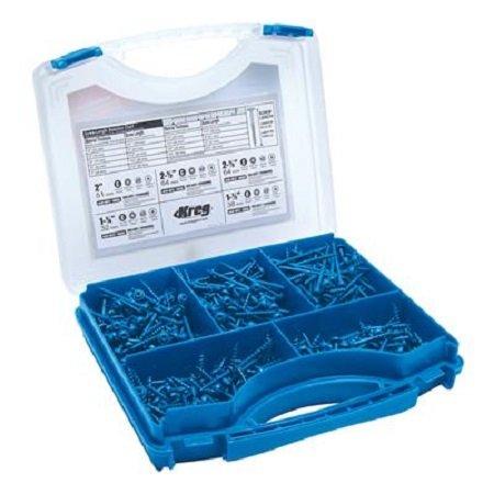Kreg 1-1/4 Self Tapping Screw Kit