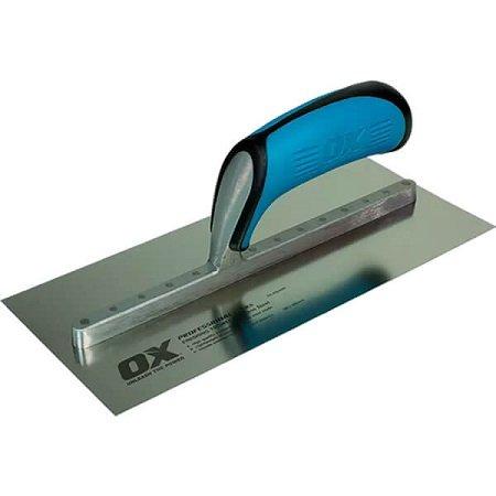 OX Pro Stainless Plasterer's Trowel