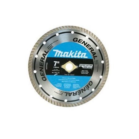 Makita 7″ Continuous General Purpose Diamond Blade