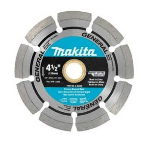 Makita 4-1/2″ Segmented General Purpose Diamond Blade