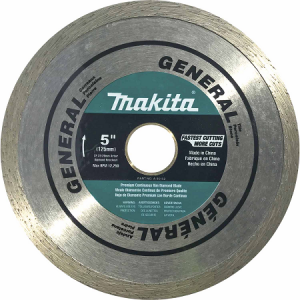 Makita 5″ Optimum Series Diamond Blade
