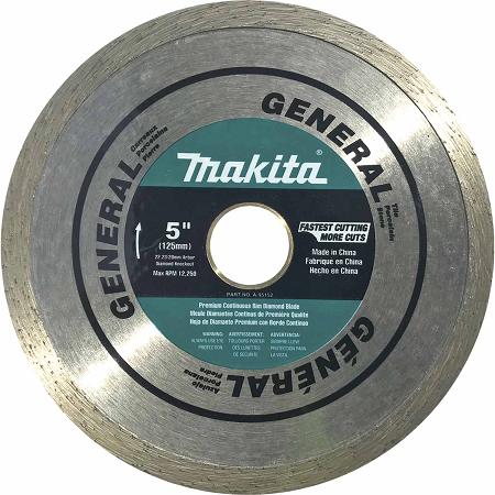 Makita 5″ Optimum Series Diamond Blade