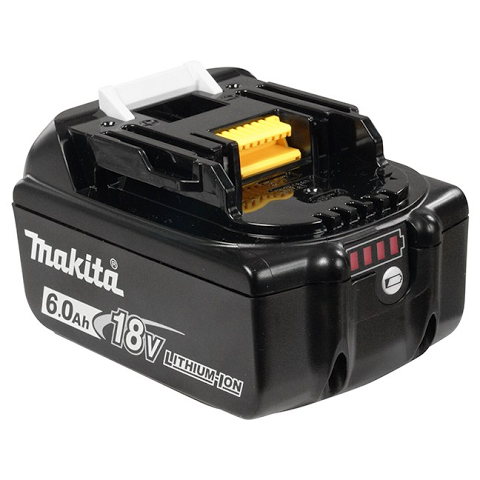 Makita 18V 6.0AH Battery