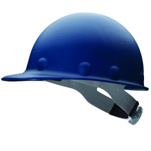 Honeywell Fiber Metal Hard Hat Blue