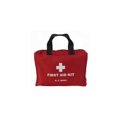 HTT Basic First Aid Kit With Soft Pack