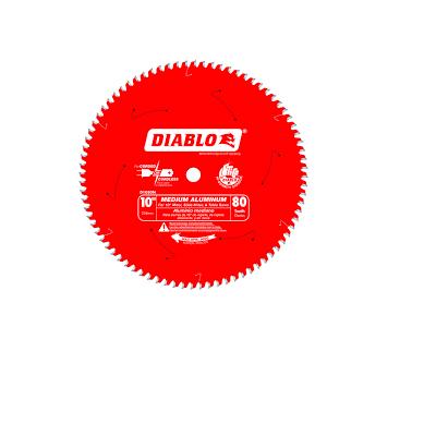 DIABLO 10″ x 80T Non-Ferrous Saw Blade