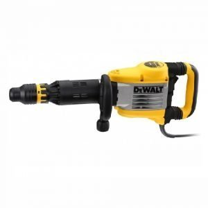DeWalt 29Lb SDS MAX In-Line Demolition Hammer with Shocks