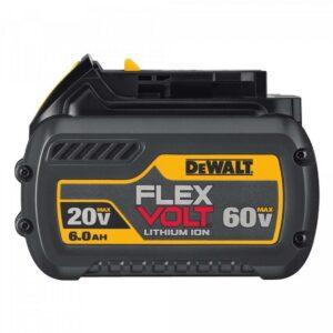 DeWalt FlexVolt 20V 6.0AH/60V 2.0AH Battery