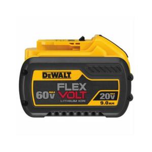 DeWalt FlexVolt 20V 9.0AH/60V 3.0AH Battery
