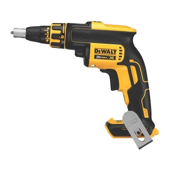 DeWalt 20V XR Brushless Drywall Screwgun